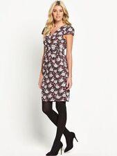 Joe Browns V-Neck Floral Plus Size Dresses for Women