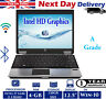 "HP EliteBook 2540p 12.5"" Laptop Intel i7 2.13Ghz 4GB RAM 120GB SSD Windows-10"