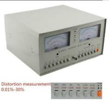 TDM-1911 Automatic Distortion Meter 0.01% - 30% Audio Distortion Meter 110/220Va