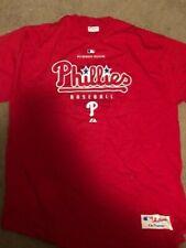 New listing Majestic Philadelphia Phillies T-Shirt Size XL