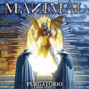 Manimal - Purgatorio (LTD Blue Vinyl) VINYL LP