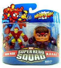 SUPER HERO SQUAD IRON MAN VS M.O.D.O.K. marvel NEW avengers 2 pack figures modok