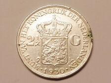 L5281   NIEDERLANDE 2 1/2,- Gulden 1930