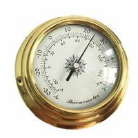 Barometer Thermometer Hygrometer Barometer Clock For Weather Station