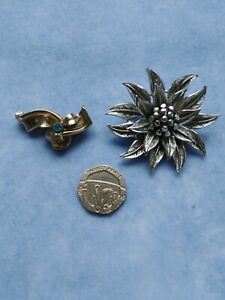 Two Vintage Coro Brooches 1940/50s