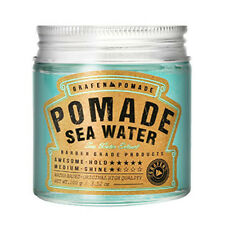 GRAFEN Hair Styling Sea Water Pomade Wax Strong Hold Low-Shine Light Texture100g