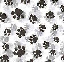 50 Large Sheets ~ Paw Print Tissue Paper -:¦:- Dog / Cat ~ #0231