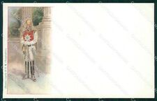 Military Russia Russian Soldier postcard XF3638