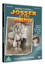 JOSSER IN THE ARMY. Ernest Lotinga. New sealed DVD.
