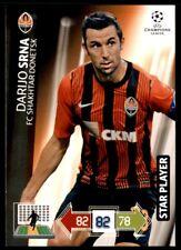 Panini Champions League 2012-2013 Adrenalyn XL Srna FC Shakhtar Star Player