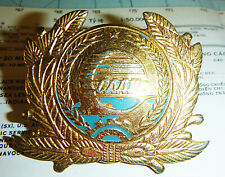 VIET CONG WAR BADGE - Civil Aviation Administration Vietnam - 1970s CAAV - 1556