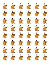 "48 LION KING SIMBA ENVELOPE SEALS LABELS STICKERS 1.2"" ROUND"