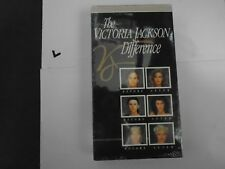 THE VICTORIA JACKSON DIFFERENCE VHS NEW