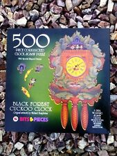 Black Forest Cuckoo Clock Jigsaw Puzzle  Bits&Pieces #040327