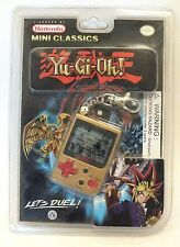 NEW SEALED 1998 -Gi-Oh! Nintendo Mini Classics Keychain Game LCD Yu Gi Oh