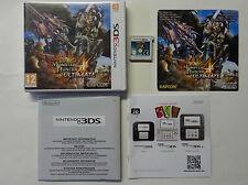Monster Hunter 4 Ultimate -  Nintendo 3DS