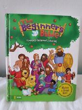 The Beginner's Bible Timeless Children's Stories (HARDCOVER) VG--FREE SHIPPING