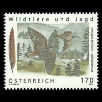 Austria 2014 - Wild Animals and Hunting - Sc 2500 MNH