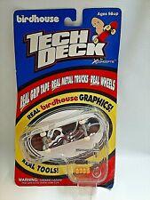 Vintage Tony Hawk Skull Skateboard Birdhouse Tech Deck #3110 NIP & Unopened!!!