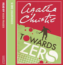 Towards Zero Unabridged by Agatha Christie (CD-Audio, 2006)