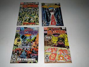 Millennium #1, #2, #3, #4, #5, #6, #7, #8 (8 BK LOT) '87 DC Comics > Superman VF