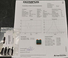 OLYMPUS HARISONIC 5MHZ ULTRASONIC CONTACT TRANSDUCER DL-24-5 4920-01-599-1131