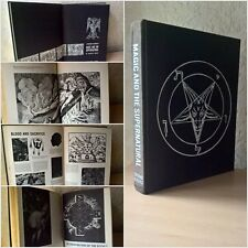 A Pictorial History of Magic and the Supernatural, Maurice Bessy, London, 1965