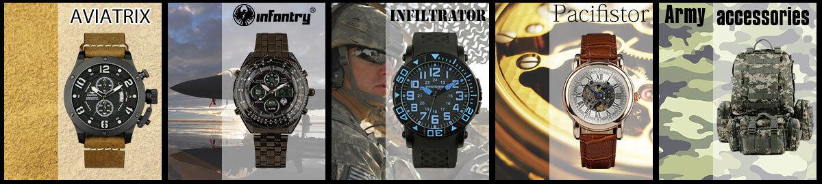 infantry co-flagship U.S