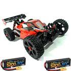 Corally 1/8 Radix XP 4WD 6S Brushless RTR Buggy + 3s 5200mah 50c Lipo x2