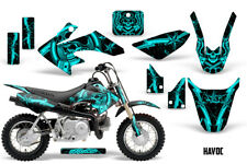 Honda CRF50 Dirt Bike Graphics Sticker Kit Decal Wrap MX Deco 04-15 HAVOC MINT
