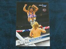 2017 Topps WWE ROOKIE 39 Chad Gable Superstar SMACKDOWN LIVE RC