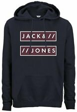 Sudaderas de hombre de manga larga JACK & JONES 100% algodón