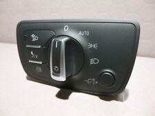 Audi A6 4G Lichtschalter Schalter Auto 4G0941531F light switch S6 RS Nachtsystem