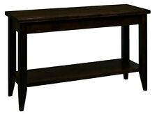 A. A. Laun Metropolitan Sofa Table With Shelf #6309 -  ON SALE!!!