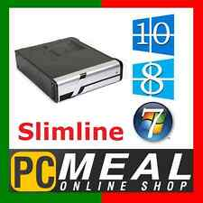 INTEL Core i7 7700K 4.5GHz SFF Computer 1TB 8GB Slim Office Home Desktop PC HTPC