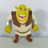 Shrek Action Figure Happy Meal Toy from McDonalds Collectible No Sound 2010