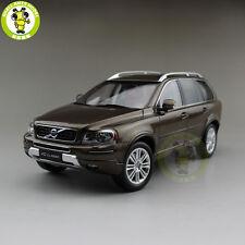 1/18 Volvo Xc Classic Xc90 Suv Diecast Model Car Suv Twilight Bronze Brown Color