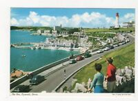 The Hoe Plymouth Devon 1970 Postcard 541a