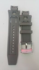 Invicta Coalition Forces Band Bracelet 26mm Grey Poly Rubber