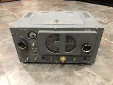 Vintage Trio 9R-4J Ham Radio Receiver Not tested