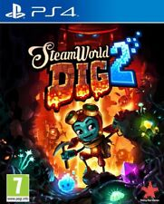STEAMWORLD DIG 2 PS4 NUOVO SIGILLATO