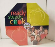 Ready Steady Cook Trivia Board Game - 1998 - Brand New Sealed