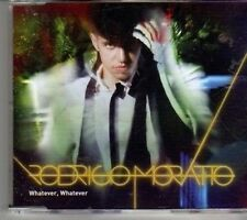 (CT161) Rodrigo Moratto, Whatever, Whatever - 2009 CD