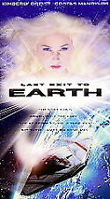 Last Exit to Earth [VHS]
