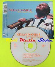 CD Singolo NELLO DANIELE Devi essere solare 2000 Holland SONY   mc dvd (S10)