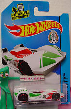 L/M 2014 i Hot Wheels SCOOPA DI FUEGO #16✿White;Green/Red;Soccer/Mexicana Futbol