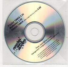 (EJ119) Personal Space Invaders, Tough Times - DJ CD