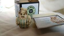 Belly Warmer Pot Bellys Harmony Kingdom Chef New In Orig Box