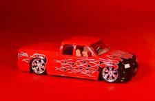 MM FORD F-150 EXTENDED CAB LOWERED PICKUP TRUCK RUBBER TIRE LIMITED EDITION