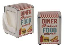 1950`s Diner Serviettenspender Serviettenhalter Retro Vintage American Diner 5
